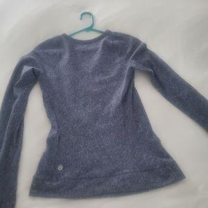 Lululemon sweater . Size 4